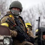 Штаб ООС: За прошедшие сутки, боевики уменьшили количество обстрелов, потерь среди украинских военных нет