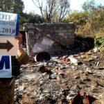 На хуторі Вільний відновили електропостачання та привезли гуманітарну допомогу