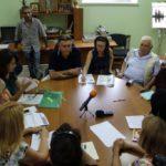 Представники міськради та громадськості зібрались на обговорення питання збереження культурної спадщини міста