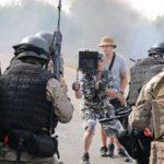 В Славянском районе сняли фильм о боях 5 мая 2014