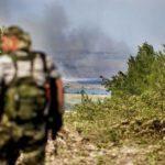 Штаб ООС: боевики увеличили количество обстрелов