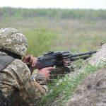 На Донбасі 1 військовослужбовець загинув, 3 ㅡ поранені, ㅡ штаб ООС