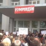 Депутатку з Луганщини підозрюють в організації референдуму (ОНОВЛЕНО)
