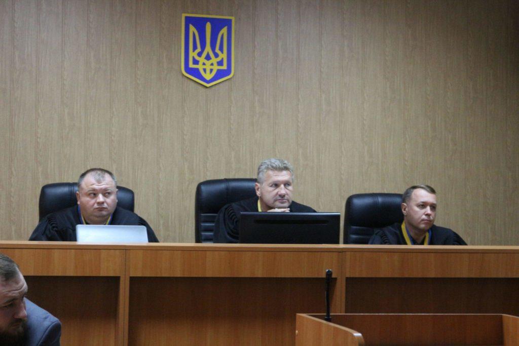 Апеляційний суд Донецької області відправив слов'янського активіста під домашній арешт