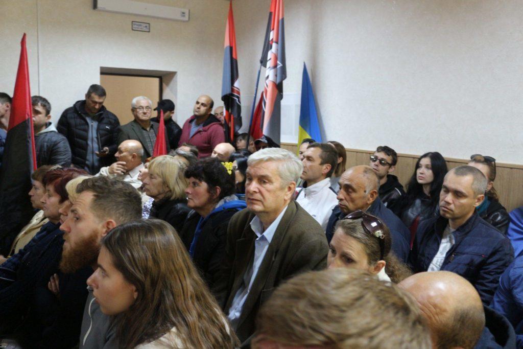 Апелляционный суд Донецкой области оставил славянского активиста под домашним арестом