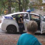 Женщина, которую сбила патрульная в Волновахе, ㅡ умерла