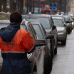 В Україні порушення правил парковки фіксуватимуть на камеру