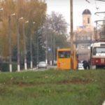 В Дружковке трамвай насмерть сбил человека (ВИДЕО)
