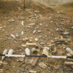 10 октября - 15 годовщина взрывов на Артемовских складах боеприпасов