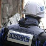 Спостерігачі ОБСЄ потрапили під обстріл під час патрулювання поблизу ДФС