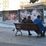 В Берлине появилась фотовыставка, посвященная детям с Донбасса (ФОТО)
