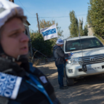 ОБСЄ: В Луганськ нагнали бронетехніку