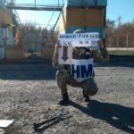 """Еще одна мина попала в """"Бахмутский Аграрный Союз». Это уже третий случай за октябрь (ФОТО)"""