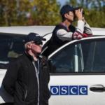 """ОБСЕ зафиксировала на полигоне """"ЛНР"""" новое вооружение"""