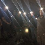 На шахте, где горняки протестуют под землей, произошел обвал