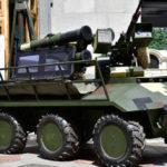 В Україні розвивається армійська робототехніка. Чи з'являться на Донбасі бойові роботи? (ВІДЕО)