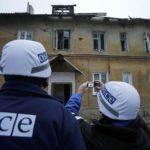 """Під час обстрілу в """"ЛНР"""" загинули двоє цивільних, — звіт ОБСЕ"""