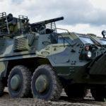ЗСУ отримали на свій баланс нові БТР з української бронесталі