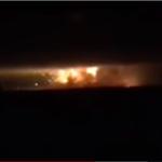 В Чернігівській області вибухає склад боєприпасів. Діють обмежувальні заходи, перекрита частина доріг (ОНОВЛЕНО)