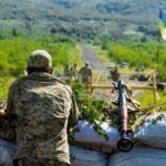 За сутки в ООС ранили одного военного ВСУ, — Штаб