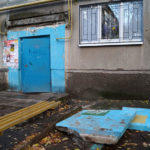 В Краматорську чоловіка вбив бетонний піддашок під'їзду