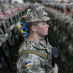 Президент підписав закон про рівність чоловіків та жінок в армії