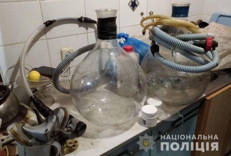Поліцейські затримали учасників наркобізнеса з Міруполю та Києва