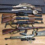 Жительница Славянска нашла «клад» с оружием под руинами своего гаража
