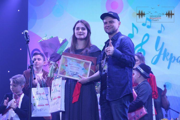 В Краматорську закінчився гала концерт Яскраві діти України