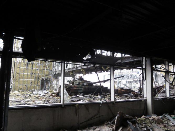 В Україні вшановують пам'ять загиблих кіборгів