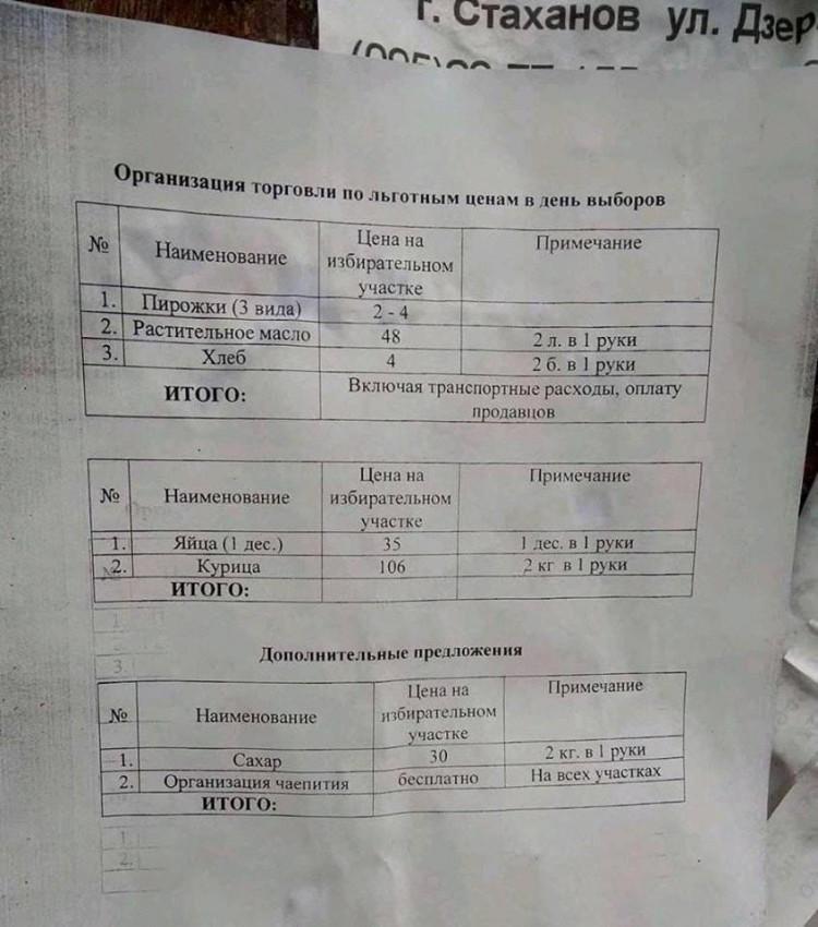 """В """"ЛДНР"""" проходят незаконные выборы"""