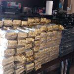 """Ароматная контрабанда: Мужчина пытался провезти в т.н. """"ДНР"""" почти 400 килограммов кофе"""