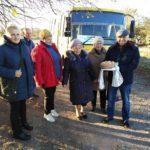 З прифронтового села Черненко тепер ходить безкоштовний автобус до Маріуполя
