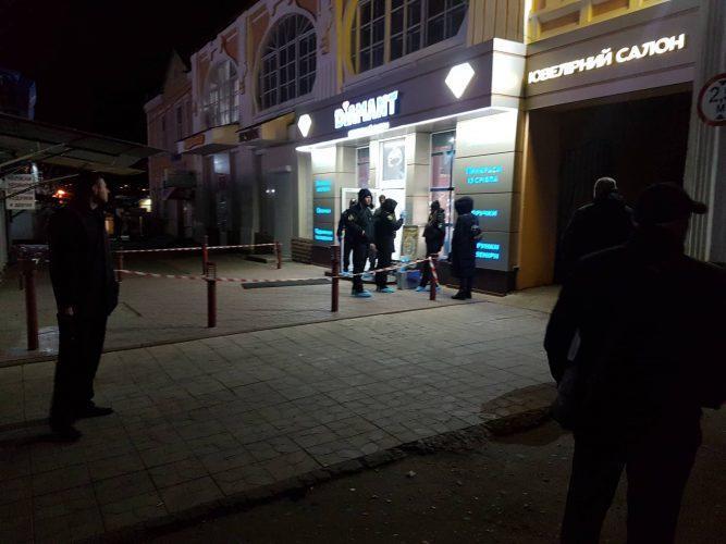 В Бахмуті вбили охоронця ювелірної крамниці