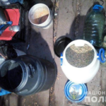 У Бахмуті вилучили наркотиків на півмільйона гривень
