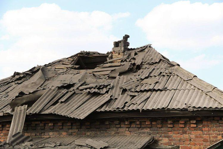 На Донеччині обстріляли населений пункт Золоте-4