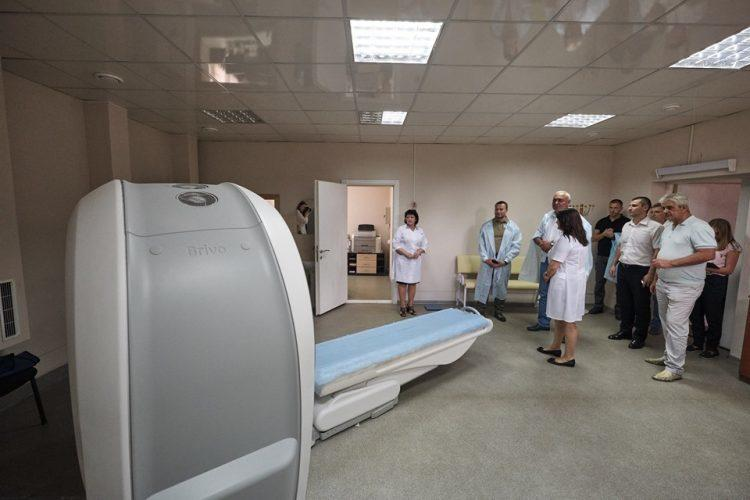На Донеччині за 52 млн грн капітально відремонтували лікарню