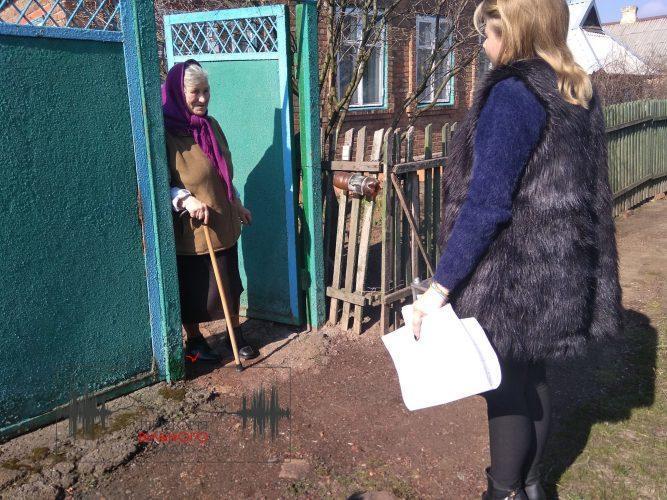 Понад тисяча мешканців Торецька сьогодні обирають Президента вдома (ФОТО)