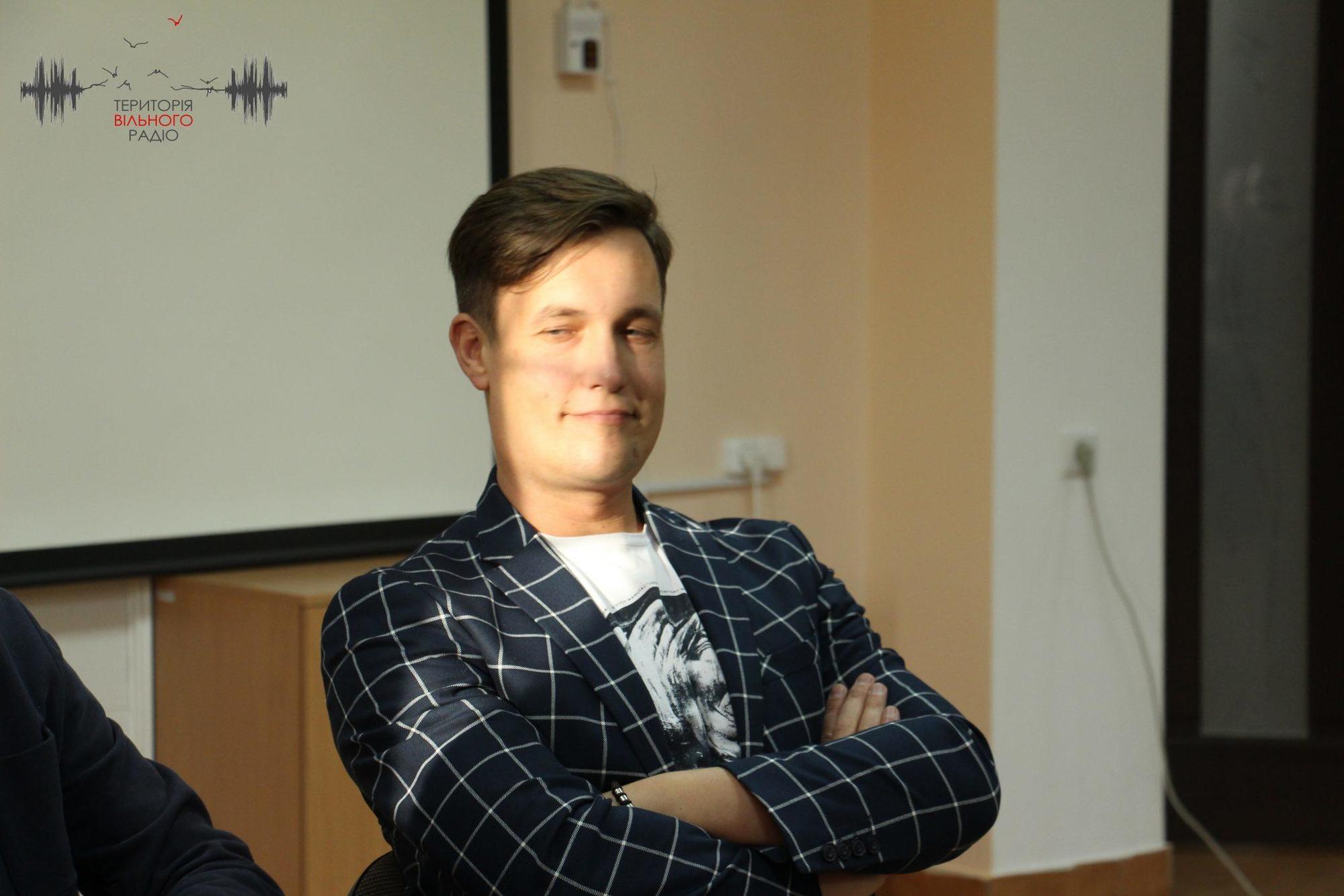 Інтерв'ю з Максом Кідруком