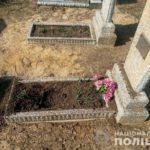 Мешканка Донеччини підірвалася на вибуховому пристрої, який встановили на могилі (ФОТО)
