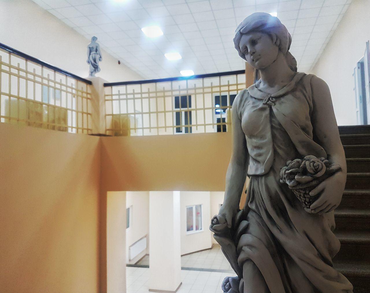 В Бахмуті закінчили ремонт другого корпусу коледжу мистецтв