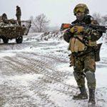 В зоне ООС выходные прошли неспокойно: украинских военных обстреляли более двух десятков раз
