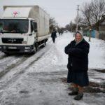 Оккупированному Донбассу передали более 92 тонн гуманитарной помощи