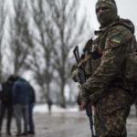Українські військові спіймали  на Донбасі бойовика, — Штаб ООС