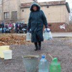 Жители Торецка уже второй день подряд остаются без воды
