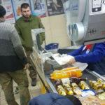 Одна з найбільших торговельних мереж порушує заборони та продає алкоголь військовим в Бахмуті (ФОТО)