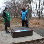 Благотворители восстановили колодцы в еще одном селе на Донетчине