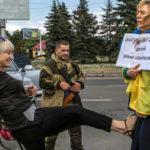 Волонтерів Донеччини відзначили на всеукраїнському рівні