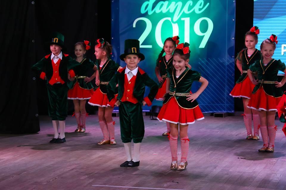 Шоу балет у Волновасі