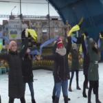 С танцами или под песни Баскова. Как в некоторых городах Донецкой области отмечали день людей с инвалидностью
